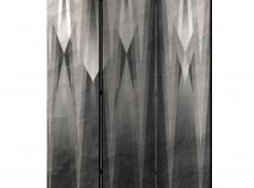Paraván - Grey Citadel [Room Dividers]